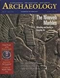 Archaeology Magazine (March / April 1998) Assyrian Sculptures: The Ninevah Marbles; ÇAtalhöyük in Central Anatolia; Andean Tombs; Jamestown Revisited; Luxor Massacre; Hollywood Archaeology; Cypriot Church Art; Endangered Clovis Sites; Cosquer Cave (Vol. 51, No. 2)