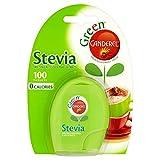 12 x Canderel Green Stevia 100 Tablets