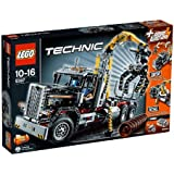 LEGO Technic 9397 - Trasportatore di tronchi