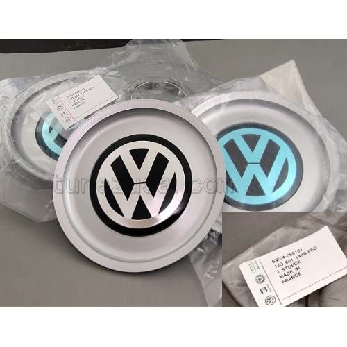 Amazon.com: VW JETTA GOLF WHEEL CENTER CAP OEM 99 01 02 03 04 NEW