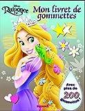 echange, troc Disney - Mon livret de gommettes Raiponce