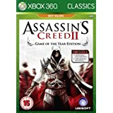 Assassins Creed II: Game of The Year - Classics Edition (Xbox 360)by Ubisoft