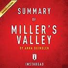 Summary of Miller's Valley by Anna Quindlen | Includes Analysis Hörbuch von  Instaread Gesprochen von: Susan Murphy