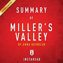 Summary of Miller's Valley by Anna Quindlen | Includes Analysis Audiobook by  Instaread Narrated by Susan Murphy