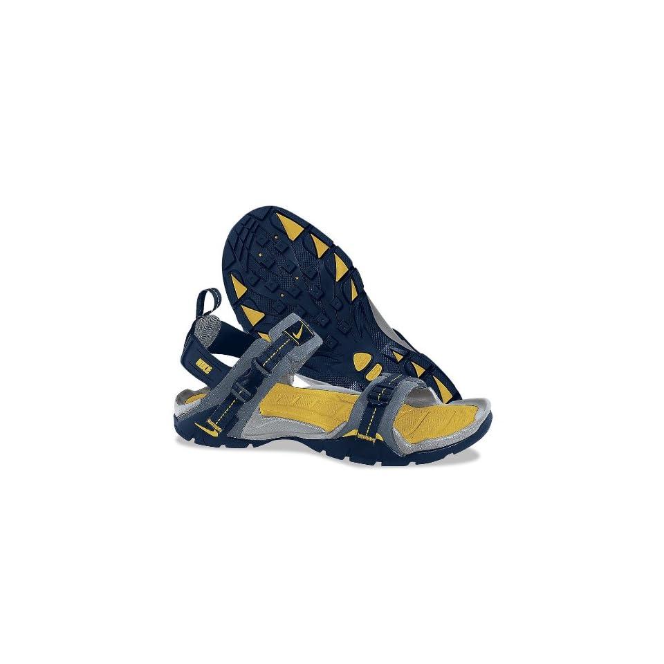 a4c10492e37e Nike ACG Mens Straprunner VII Sandal (Dark Obsidian on PopScreen