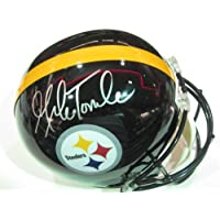 Mike Tomlin Coach Steelers Signed Autographed Full Size Helmet Authentic Certified Coa