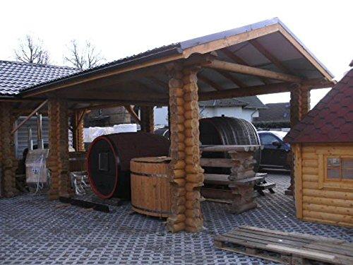 Gartenpavillon Holz Hornbach ~ Holz Pavillon 5×5  Preisvergleiche, Erfahrungsberichte und Kauf bei