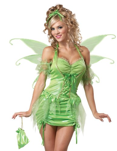 Sexy Tinker Bell Costume
