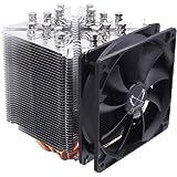 Scythe SCNJ-3100 Ninja 3 Rev.B CPU-Kühler (120mm) für Sockel 775/1156/AM2/AM2+/1366/AM3/1155/AM3+/2011/FM1