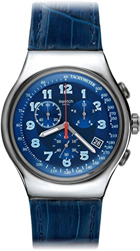 Orologio Swatch Irony Chrono YOS449 BLUE TURN