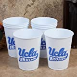 NCAA UCLA Bruins 8-Pack 14oz. Plastic Cups at Amazon.com