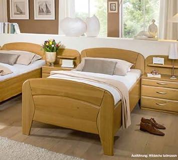 Bett Vanessa Plus In Komforthohe 100x200 Cm Seniorenbett