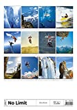Extreme Sports Calendar - Calendars 2016 - 2017 Calendar - Photo Calendar - No Limit Calendar By Helma