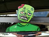 Zed is Dead Zombie WiperTag Rear Wiper Cover & Decal