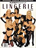 img - for Playboy's Book of Lingerie Magazine, January / February 1996 book / textbook / text book
