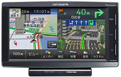 Pioneer 6.1V型ワイドVGAワンセグTV/SD・メモリーナビゲーション AVIC-MRP660