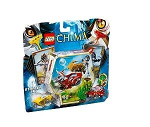 Lego Legends Of Chima - Speedorz - 70113 - Jeu de Construction - Duel pour le Chi