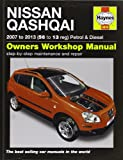 Peter T. Gill Nissan Qashqai Petrol & Diesel Service and Repair Manual: 2007-2013 (Haynes Service and Repair Manuals)