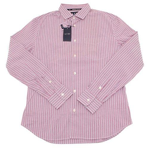 2303P camicia manica lunga ARMANI JEANS camicia uomo shirt men [L]