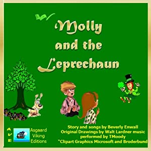 Molly and the Leprechaun: Andy's TunefulTales | [Beverly Enwall]