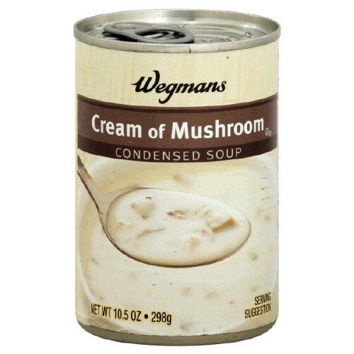 Wgmns Soup, Condensed, Cream Of Mushroom, 10.5 Oz. (Pack Of 12)