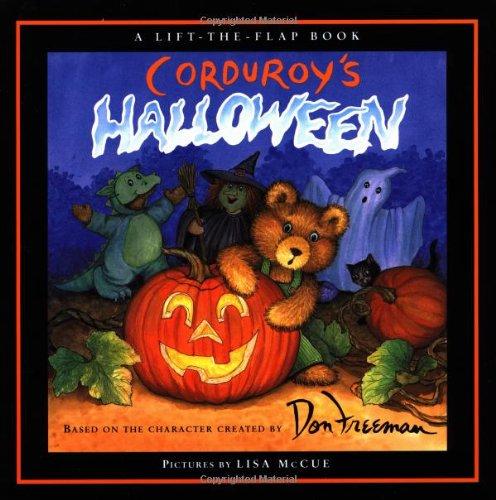 Corduroy's Halloween (Lift-the-flap Books)