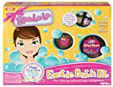 51I879Jz%2BoL. SL160  POOF Slinky 30003 Ideal Spa La La Exotic Bath Kit with Scented Oils and Heart Shaped Soap, 10 Activities