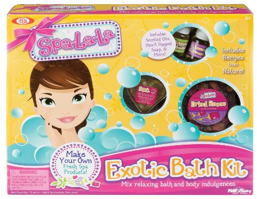 Ideal Spa-La-La Exotic Bath Kit - 1