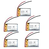 五個セット 3.7v 240mah リポ バッテリー  syma S105 S107G S108 S109 Mini Helicopter に適用されます