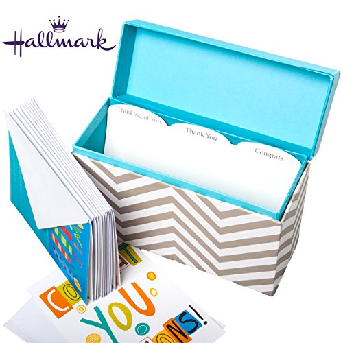 hallmark-greeting-card-display-organizer-that-includes-12-cards-envelopes-for-very-occasion