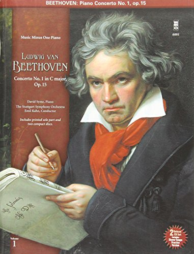 Ludwig Van Beethoven - Concerto No. 1 in C Major: For Piano And Orchestra, Op. 15