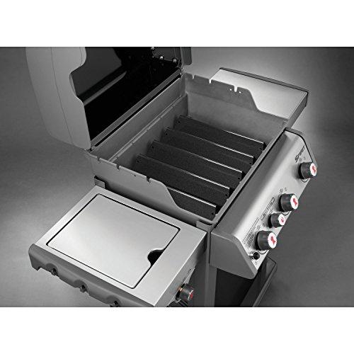 weber 46810001 spirit e330 liquid propane gas grill black. Black Bedroom Furniture Sets. Home Design Ideas