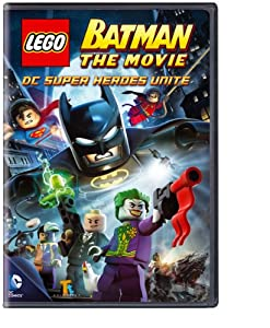 Lego Batman: The Movie Dc Superheroes Unite from Warner Home Video