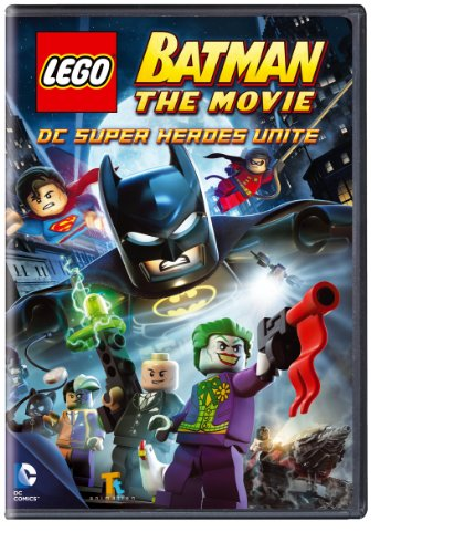 Lego Batman Movie The Dvd