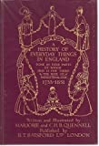 img - for A History of Everyday Things in England, Volume 3: The Rise of Industrialism 1733-1851 book / textbook / text book