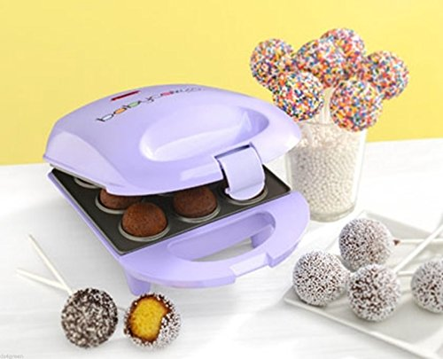 New Shop Babycakes Mini'S Non-Stick Coating Cake Pop Maker Ccm-20 In Lavender
