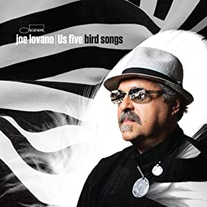 Joe Lovano US Five: Bird Songs cover