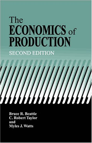The Economics of Production