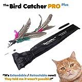 ➯ Bird Catcher PRO Plus Cat Feather Wand Toy ➯