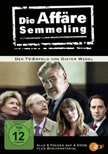 Die Affäre Semmeling [4 DVDs]