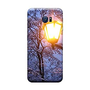Ebby Premium Printed Mobile Back Case Cover With Full protection For Samsung S6 Edge (Designer Case)