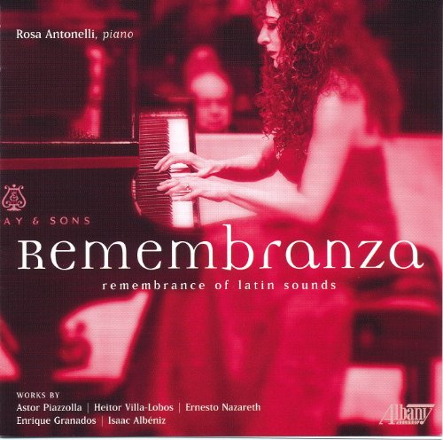 Buy Remembranza: Remembrance of Latin Sounds From amazon