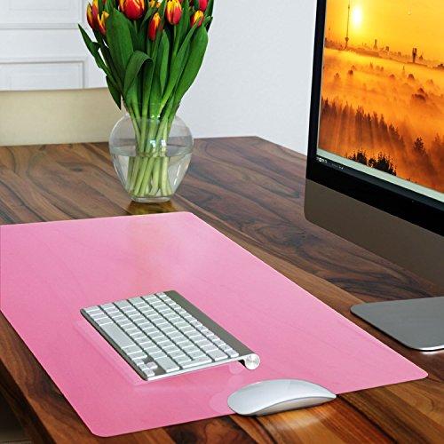 casa-purar-non-slip-pink-desk-mat-50x65cm-16x2-pvc-phthalate-free-in-10-colours