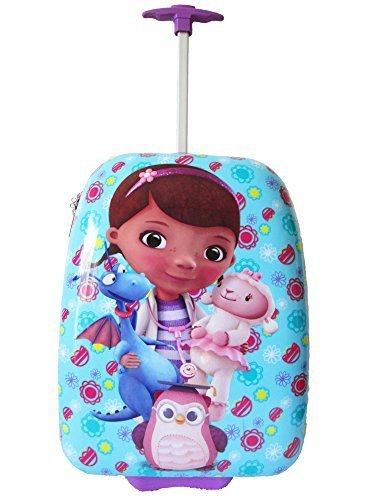 Phineapple-Doc-Mcstuffins-Hard-Shell-Pilot-Luggage-with-Wheels