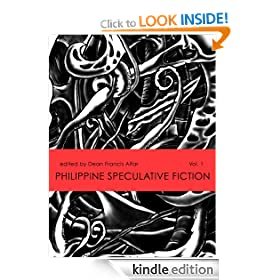 Philippine Speculative Fiction Volume 1