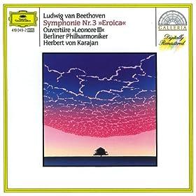 "Beethoven: Symphony No.3 ""Eroica""; Overture ""Leonore No.3"""