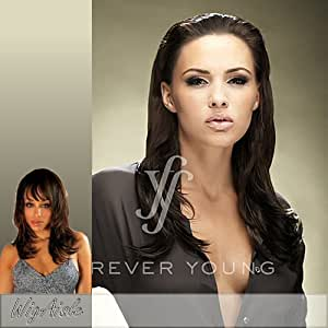 VIXEN (Forever Young) - Synthetic Half Wig in 1B