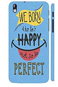 Aatank Premium Printed Mobile Case Back Cover for HTC Desire 816