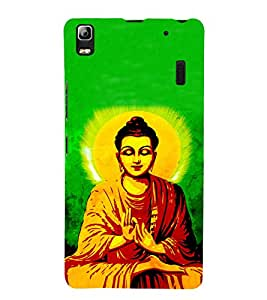 ifasho Designer Phone Back Case Cover Lenovo A7000 :: Lenovo A7000 Plus :: Lenovo K3 Note ( Libra Zodiac Sign )