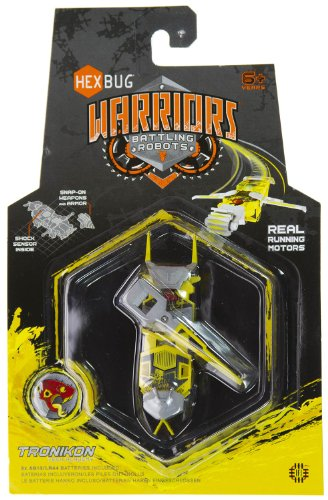 Hexbug Warriors Battling Robots Single Warrior